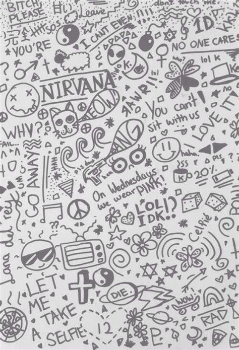 doodle wallpapers wallpapersafari