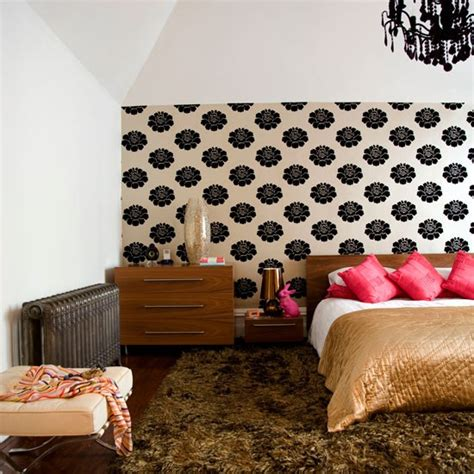 wallpaper for bedroom walls wallpaper room ideas the flat decoration