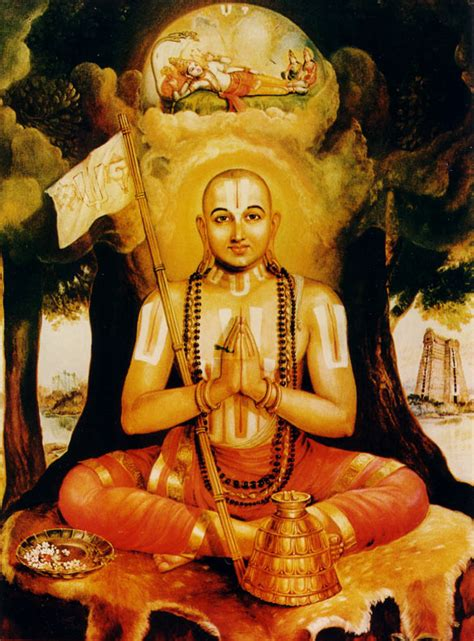 Ramanujacharya Biography In Hindi | ramanuja wikipedia
