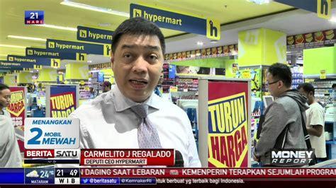Tv Di Hypermart hypermart menurunkan harga lebih dari 5 000 produk doovi