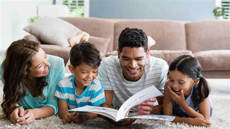 imagenes de la familia leyendo 5 libros para leer con tus ni 241 os en este mes de la