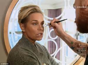 yolanda foster shape face real housewives yolanda foster reveals she hasn t worn