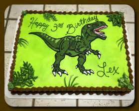T Rex Cake Template by T Rex Sheet Cake The Great Cakery Cake