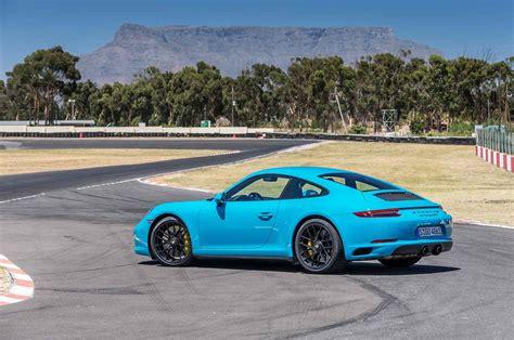 Porsche Gts 4 by 2017 Porsche 911 Gts 4 Supercars Net