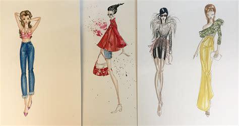 qut fashion illustration course introduction to fashion illustration mctavish academy of