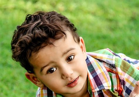 how to cut toddler boy hair curly 29 adorable little boy haircuts creativefan