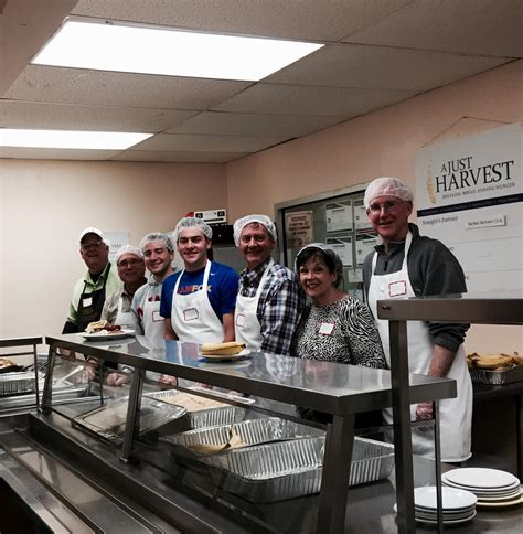 Soup Kitchen Volunteer Chicago by Skokie Valley Home Page