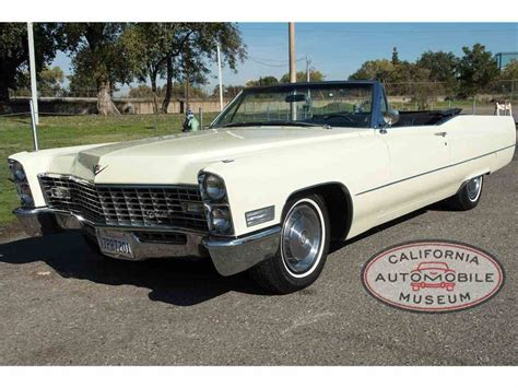 California Cadillac by 1967 Cadillac For Sale Classiccars Cc 937224