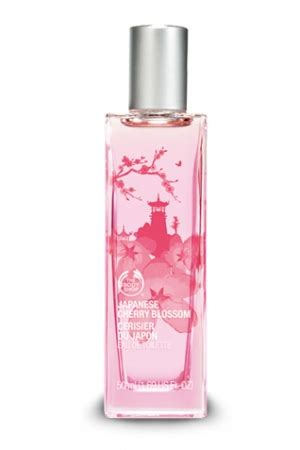 California Fragrance Spray Pengharum Mobil Cherry Blossom japanese cherry blossom the shop perfume a fragrance for 2012