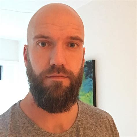 7 Reasons Bald Are by Beard Styles Laundry Beard Styles Bald Awesome