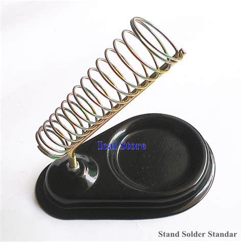Pegangan Solder Model Kecil Alat Pembantu Solder Kaca Pembesar stand dudukan solder standar ical store ical store