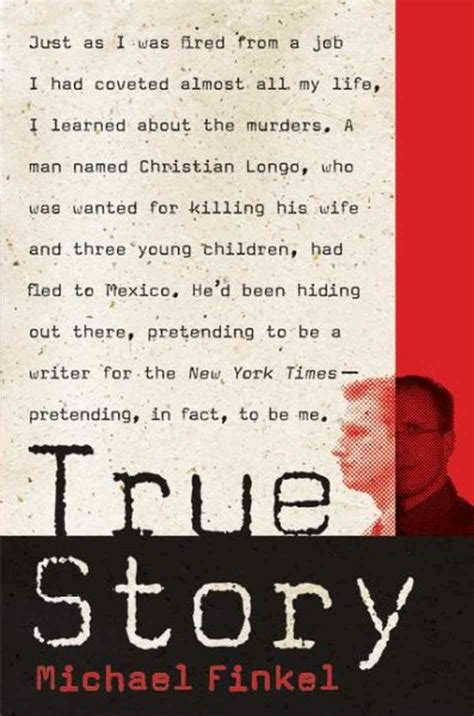 True Stories by Finkel Tells True Story Of Murder Mea Culpa Npr
