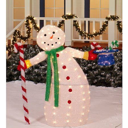 animatronic christmas decorations time 42 in anmtd snm cc walmart