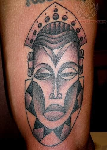 african tribal mask tattoos tattoos page 2