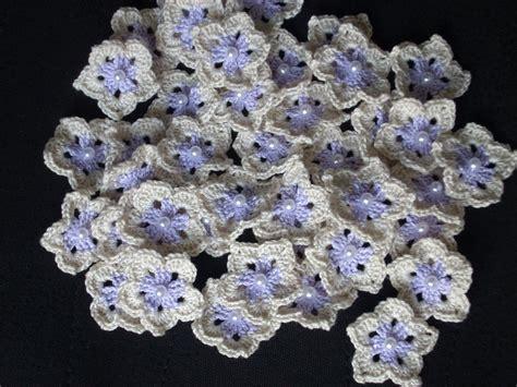 fiori a stella 20 fiori a stella con anello per bomboniera segnaposto
