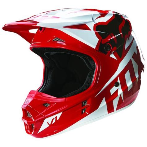Helm Kyt Cross Kracing Green Yellow Fluo K Racing Flou fox racing v1 race helmet revzilla