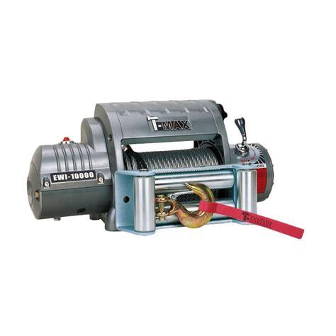 Tmax Winch Atw4500 Winch Electric 15 M jual t max ewi 10000 electric winch mesin derek 30 m harga kualitas terjamin