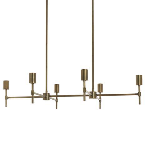 linear chandelier lights ceiling lights chandeliers prospect 6