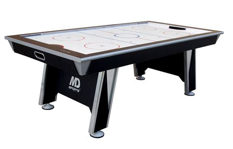 md air hockey table md sports power play air hockey table reivew details