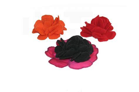 kanzashi flower templates jinky s crafts designs fabric flowers kanzashi flower