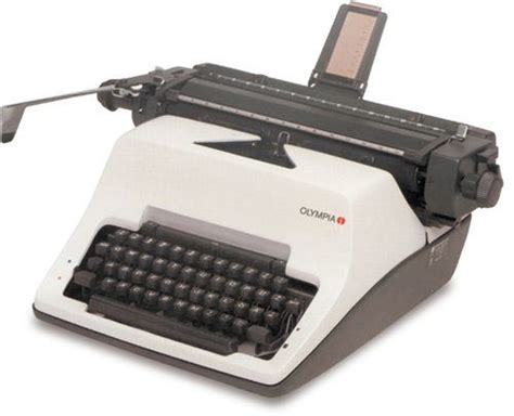 Mesin Tik Olympia Sm18 18inc my typewriter price and specifications of typewriter olympia sg3