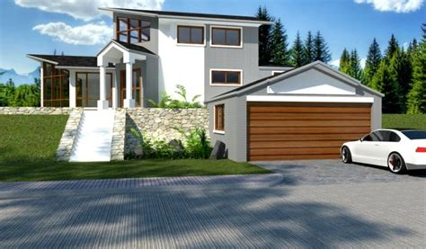 house designs for sloping land elite 2 level home design clm 256 4 bed sloping block home