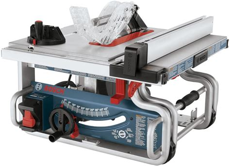 bosch jobsite table saw review bosch gts1031 10 inch portable table saw review