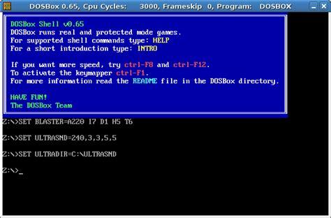 dosbox tutorial windows 10 file dosbox png wikimedia commons