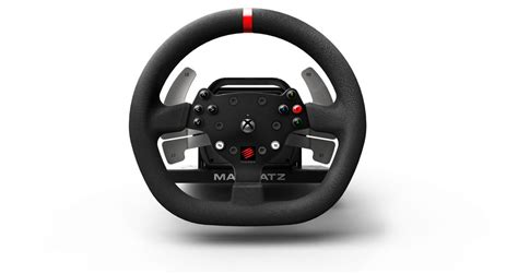 volanti per xbox one mad catz feedback racing wheel volante e pedaliera
