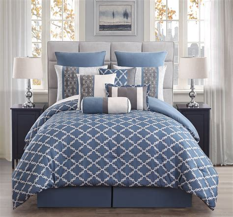 denim comforter king 10 piece amarta denim charcoal comforter set cal king ebay