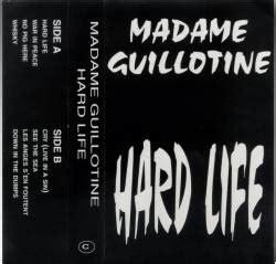 Kaos Metal Peace 1 1 madame guillotine album spirit of metal