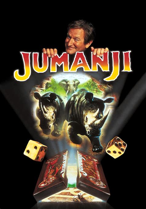 jumanji movie poster jumanji images jumanji 1995 poster hd wallpaper and
