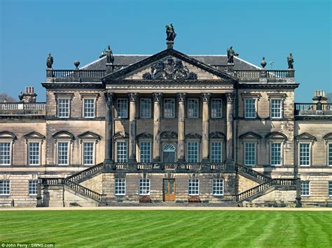 pemberley for sale wentworth woodhouse that inspired jane austen s mr darcy