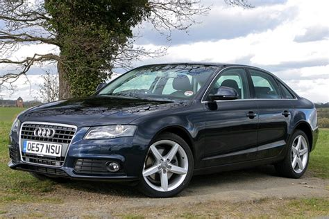 Audi A4 Price Used by Audi A4 Saloon From 2008 Used Prices Parkers