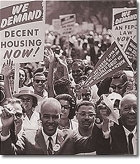 National Housing Act by Civil Rights Of The 1950s And 1960s Timeline Timetoast