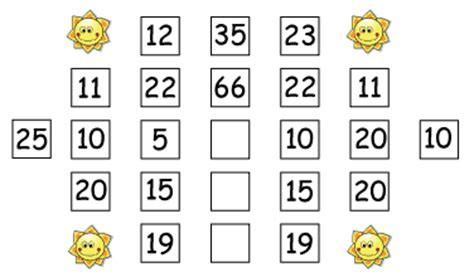 pattern math puzzles fun math puzzles and brain teasers