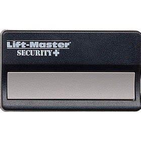 Liftmaster 971lm Security Plus 1 Button Sears Craftsman Security Plus Garage Door Opener