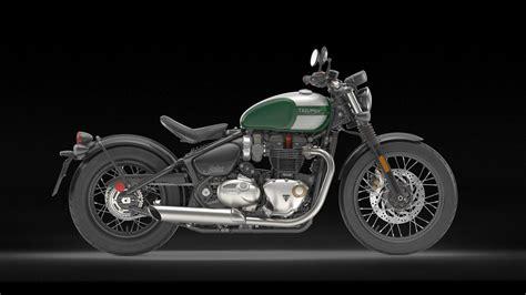 Motorrad Triumph Bobber by Triumph Bonneville Bobber 2017 Motorrad Fotos Motorrad