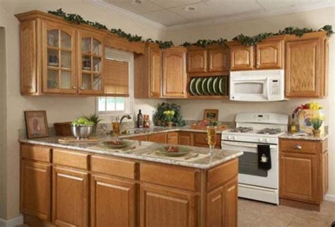 decor for top of kitchen cabinets over the cabinet decorating updated