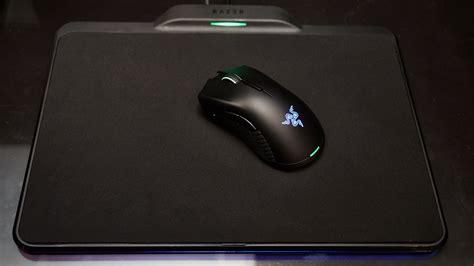 Mousepad Gaming Razer Original Termurah razer s new wireless mouse charges through the mousepad kotaku australia