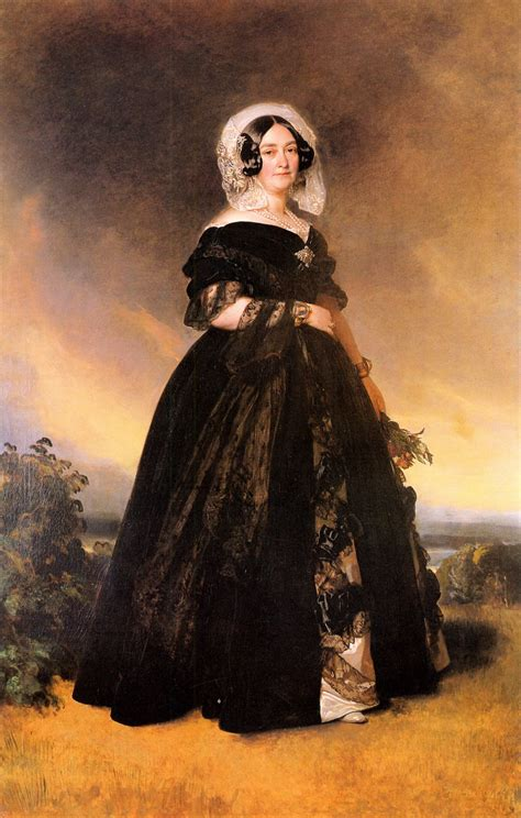 biography of mother marie louise de meester sightswithin com franz xaver winterhalter page 7