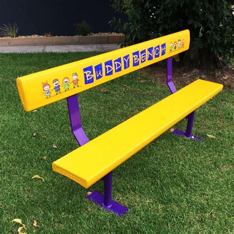 bench buddy buddy bench draffin
