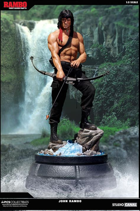 rambo film order new photos and pre order details for the pcs toys rambo