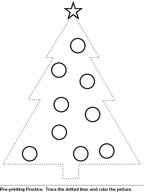 outline of a christmas tree printable new calendar
