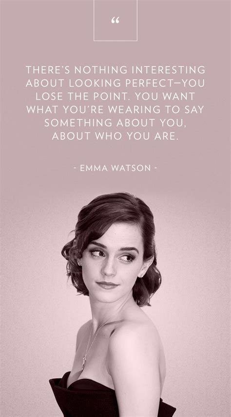 emma watson quotes the most relatable fashion advice from kate moss taylor