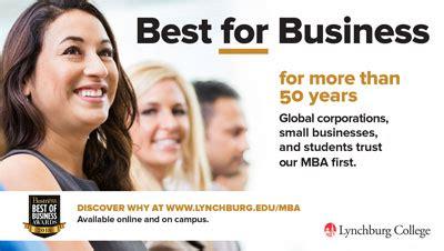 Lynchburg College Mba by Mba Program Business Degree In Lynchburg Virginia