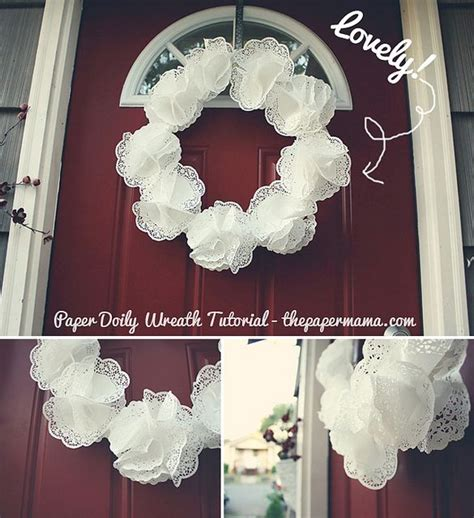 Paper Doily Crafts For - 17 best ideas about paper doily crafts on