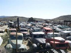 Junk Yards In My 1928 Chevrolet Vintage Classic Car Salvage Yards And