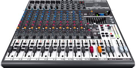 Mixer Audio Behringer Xenyx X1222usb behringer xenyx x1222usb image 1079701 audiofanzine