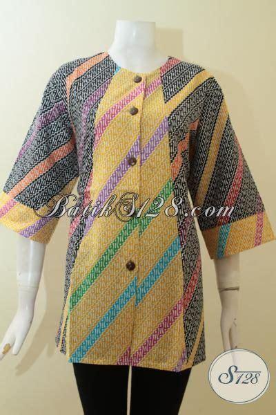 Model Baju Ukuran Jumbo baju batik wanita ukuran jumbo model batik a untuk wanita